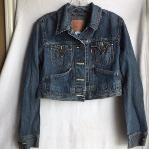 Levi's Kids Denim Jacket Large